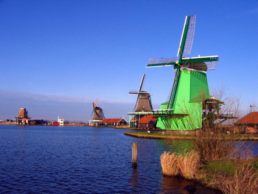 Toeren Nederland Europa